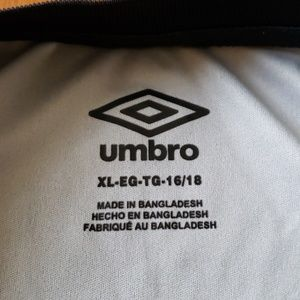 0c6f596a0 Umbro Shirts   Tops - UMBRO NWOT v-neck soccer shirt